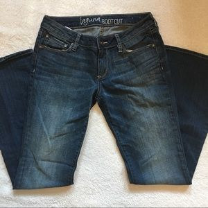 Laguana Bootcut Bullhead Jeans, Women's 7R